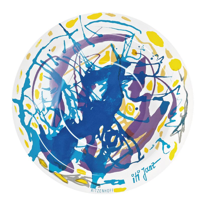 Glasschale Artistico – Design Iti Janz – 2012 – 2820016, Ritzenhoff günstig bestellen