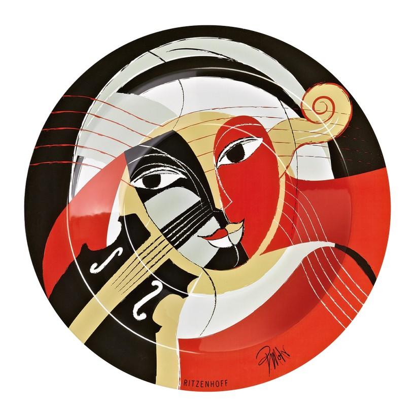 Glasschale Artistico – Design Petra Mohr – 2012 – 2820019, Ritzenhoff jetzt kaufen