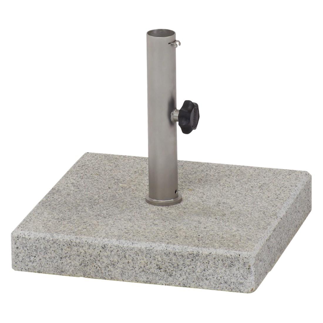 Schirmständer Granit - Granit Grau, Weishäupl Werkstätten
