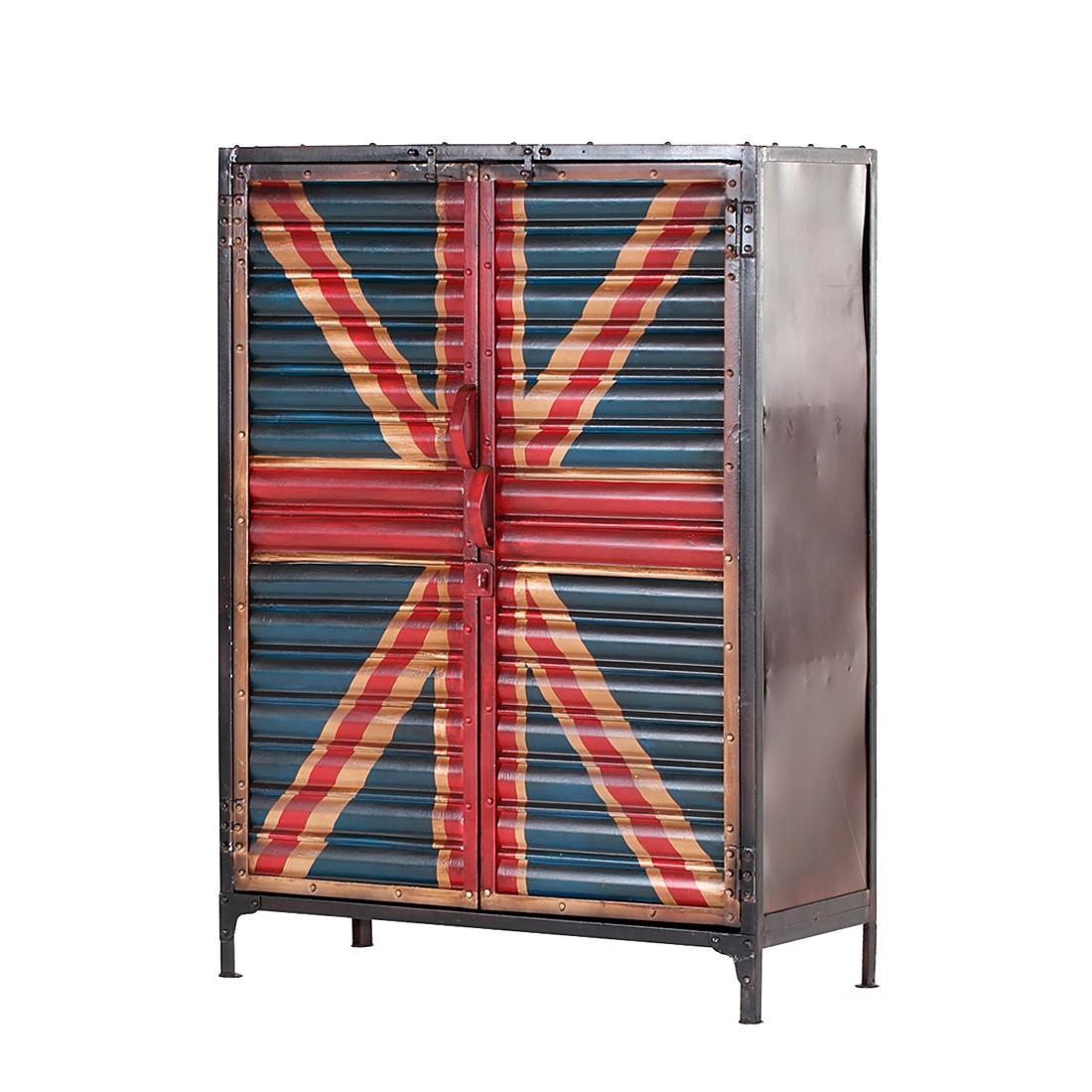 kommode bandera i eisen furnlab g nstig kaufen. Black Bedroom Furniture Sets. Home Design Ideas