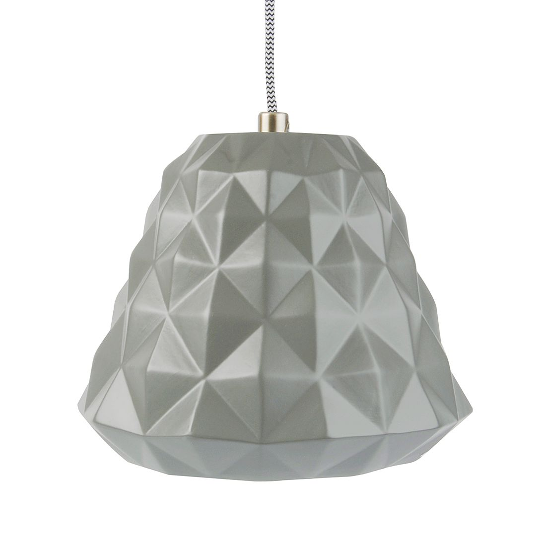 EEK A++, Hängeleuchte Cast Mini – Keramik Grau, Leitmotiv kaufen