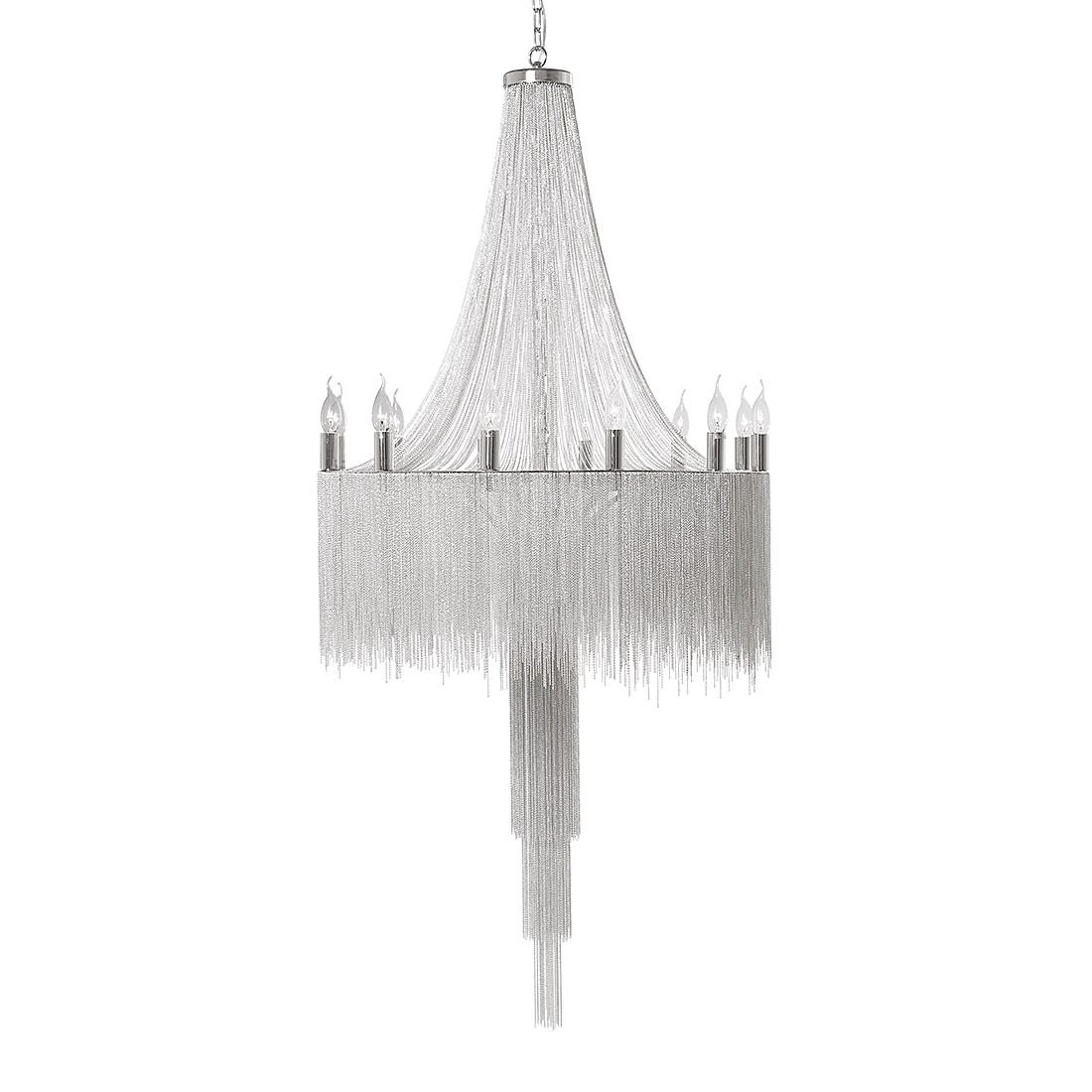 Haengeleuchte Chain Chandelier - Feine Metallketten, Kare Design