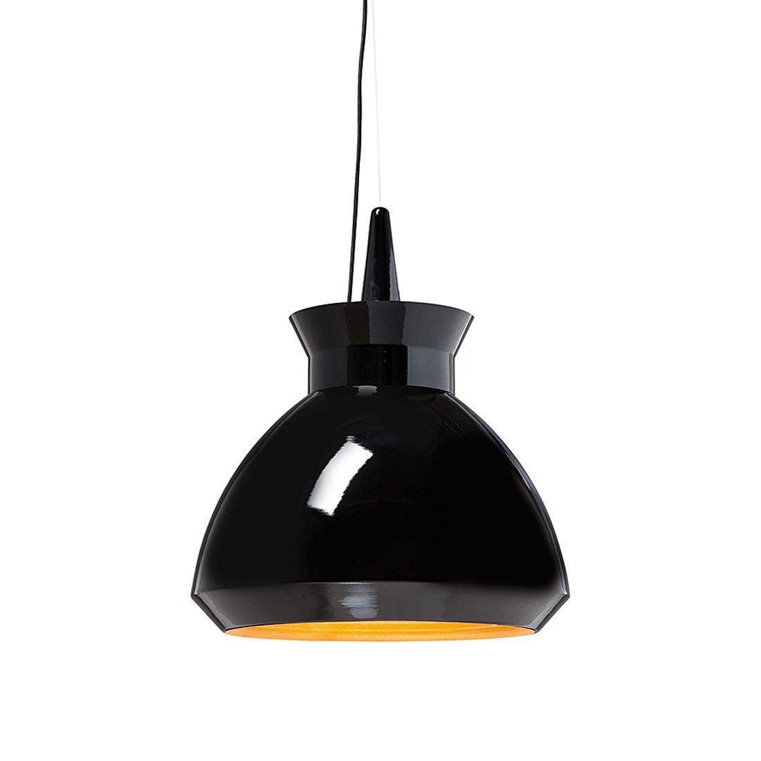 Haengeleuchte Sting - Aluminium Schwarz - Durchmesser: 50 cm, Kare Design
