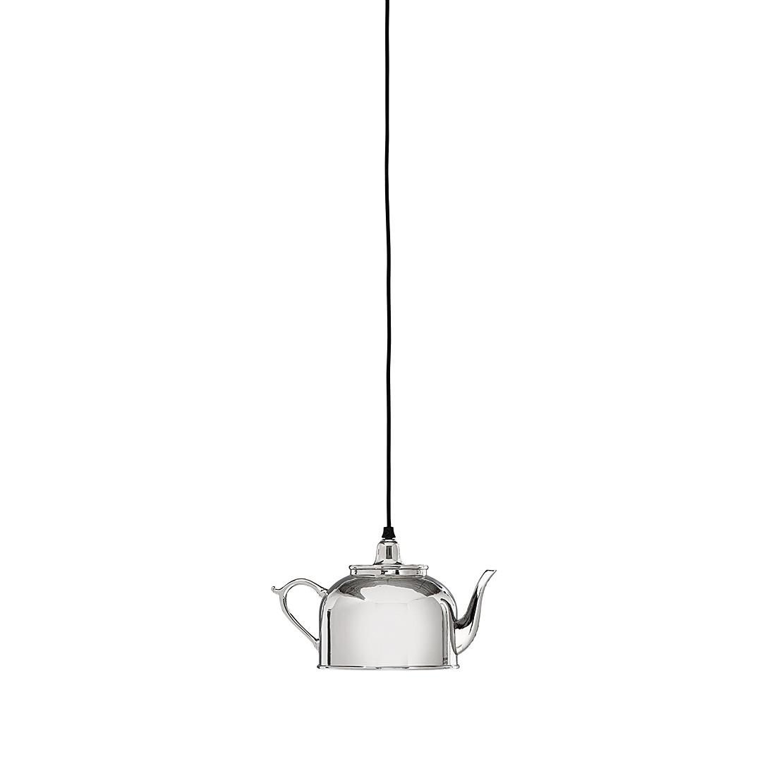 Haengeleuchte Teapot Round - Edelstahl, Kare Design