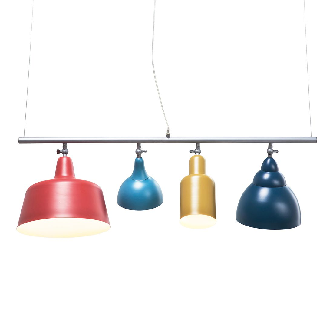 Haengeleuchte Variety - Mehrfarbig, Kare Design