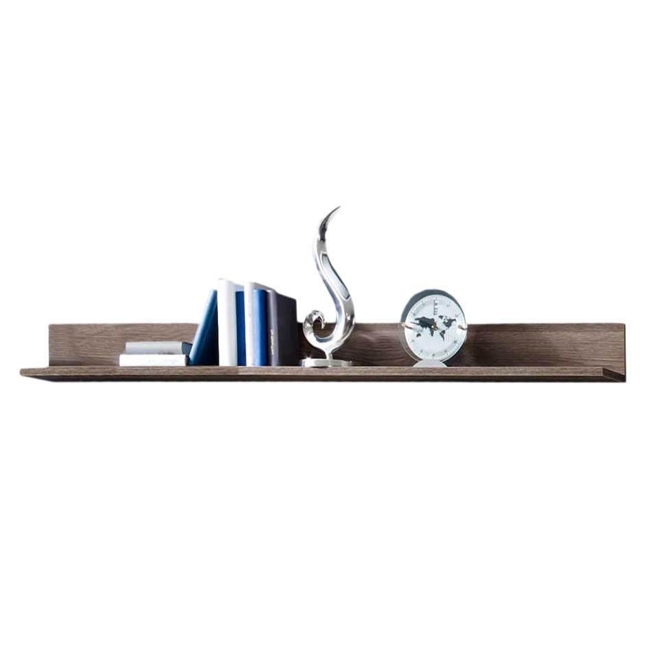 Hängeregal Molisea – Eiche Dunkel – 180 cm breit, PerfectFurn bestellen