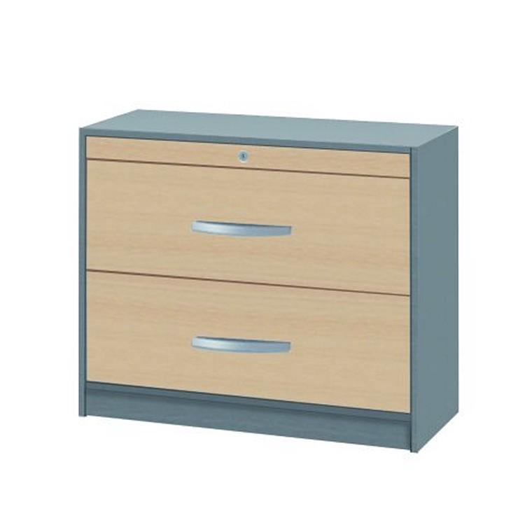 h ngeregistraturschrank tec art buche grau melamin tec art g nstig online kaufen. Black Bedroom Furniture Sets. Home Design Ideas