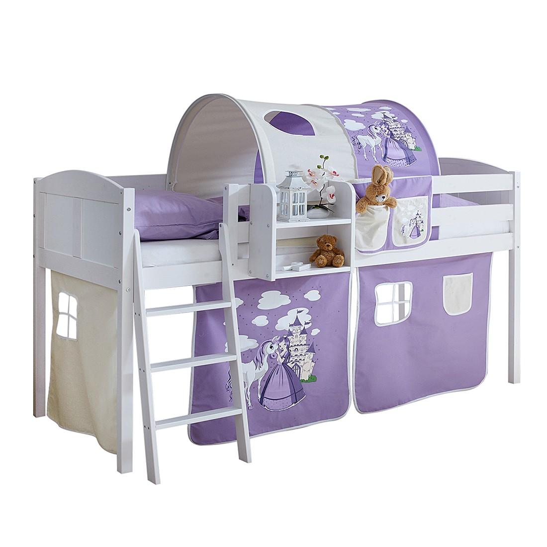 halbhochbett preisvergleiche erfahrungsberichte und. Black Bedroom Furniture Sets. Home Design Ideas