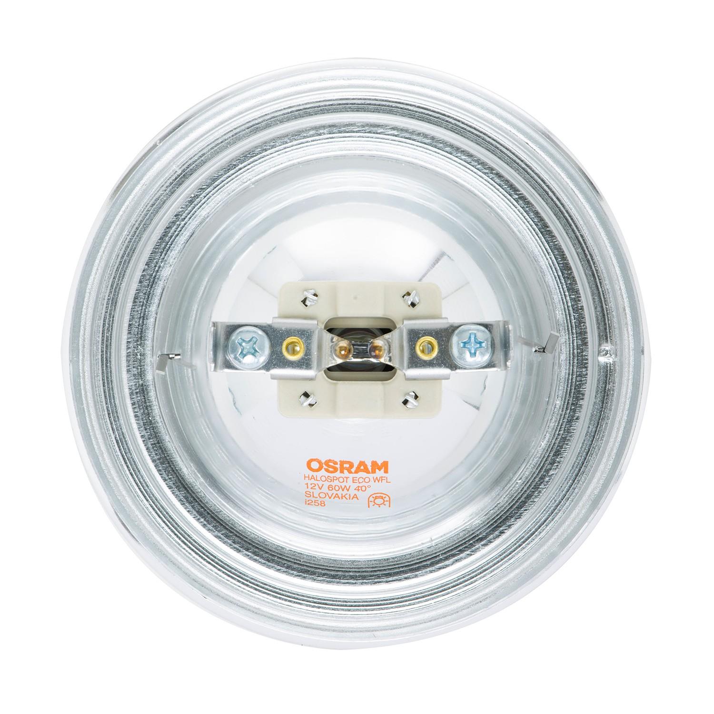 Halospot G53 ECO 111 60W ● Glas ● Klar- Mawa Design
