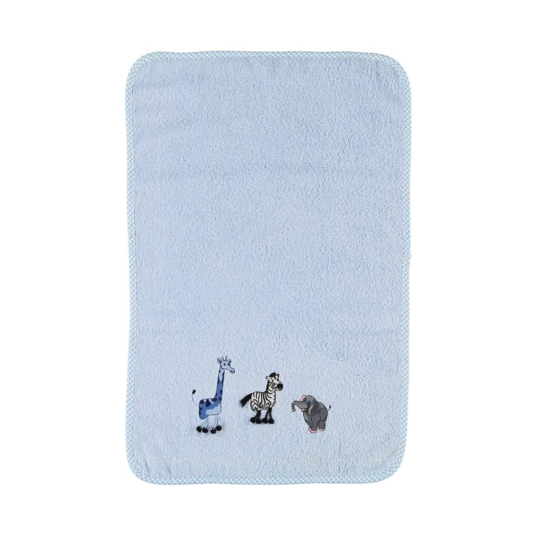 Handtuch Baby Zoo – 100% Baumwolle pale blue – 406, Vossen jetzt kaufen