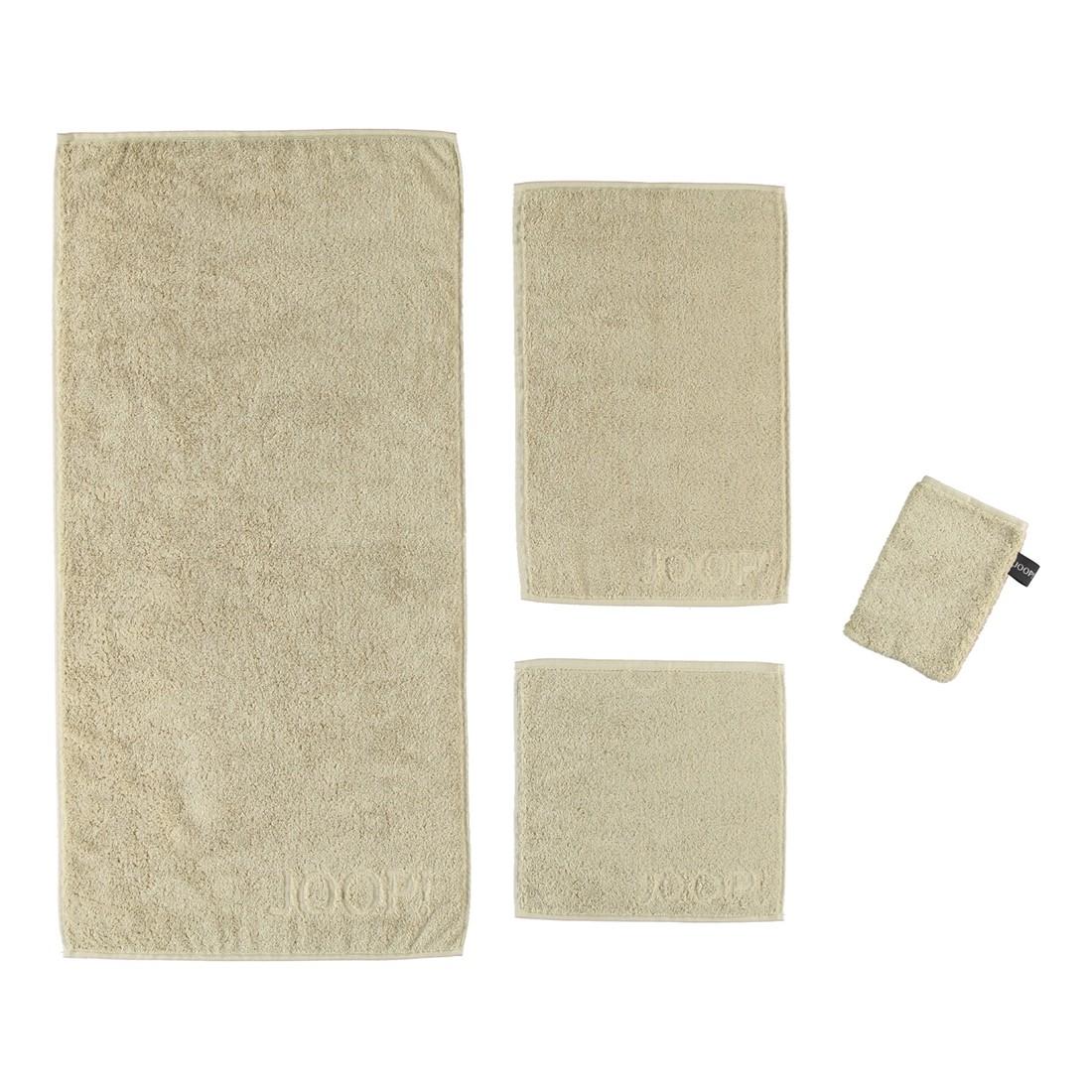 Handtuch Basic – 100% Baumwolle Sand – 380 – Gästetuch: 30 x 50 cm, Joop kaufen