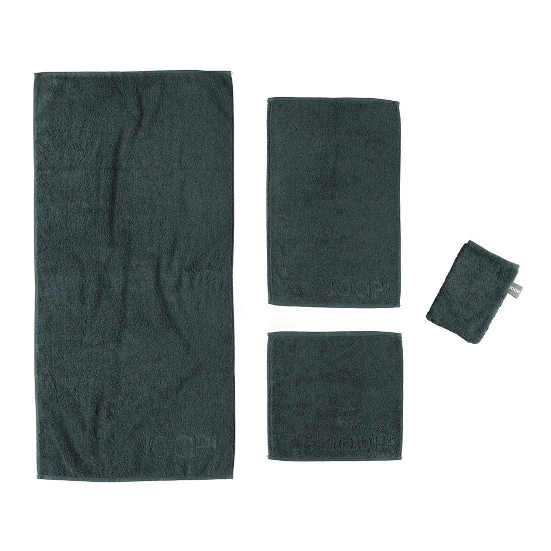 Handtuch Basic – 100% Baumwolle Schwarz – 901 – Waschhandschuh: 16 x 22 cm, Joop bestellen