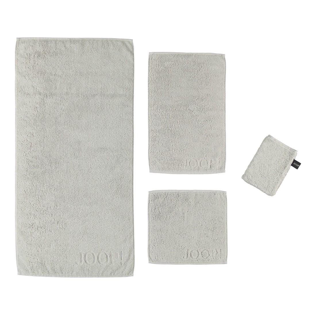 Handtuch Basic – 100% Baumwolle Silber – 755 – Seiflappen: 30 x 30 cm, Joop jetzt bestellen