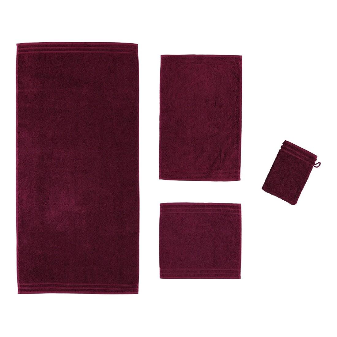 Handtuch Calypso Feeling – 100% Baumwolle grape – 864 – Duschtuch: 67×140 cm, Vossen online kaufen