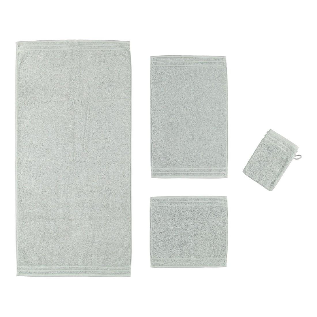Handtuch Calypso Feeling – 100% Baumwolle light grey – 721 – Seiflappen: 30 x 30 cm, Vossen bestellen