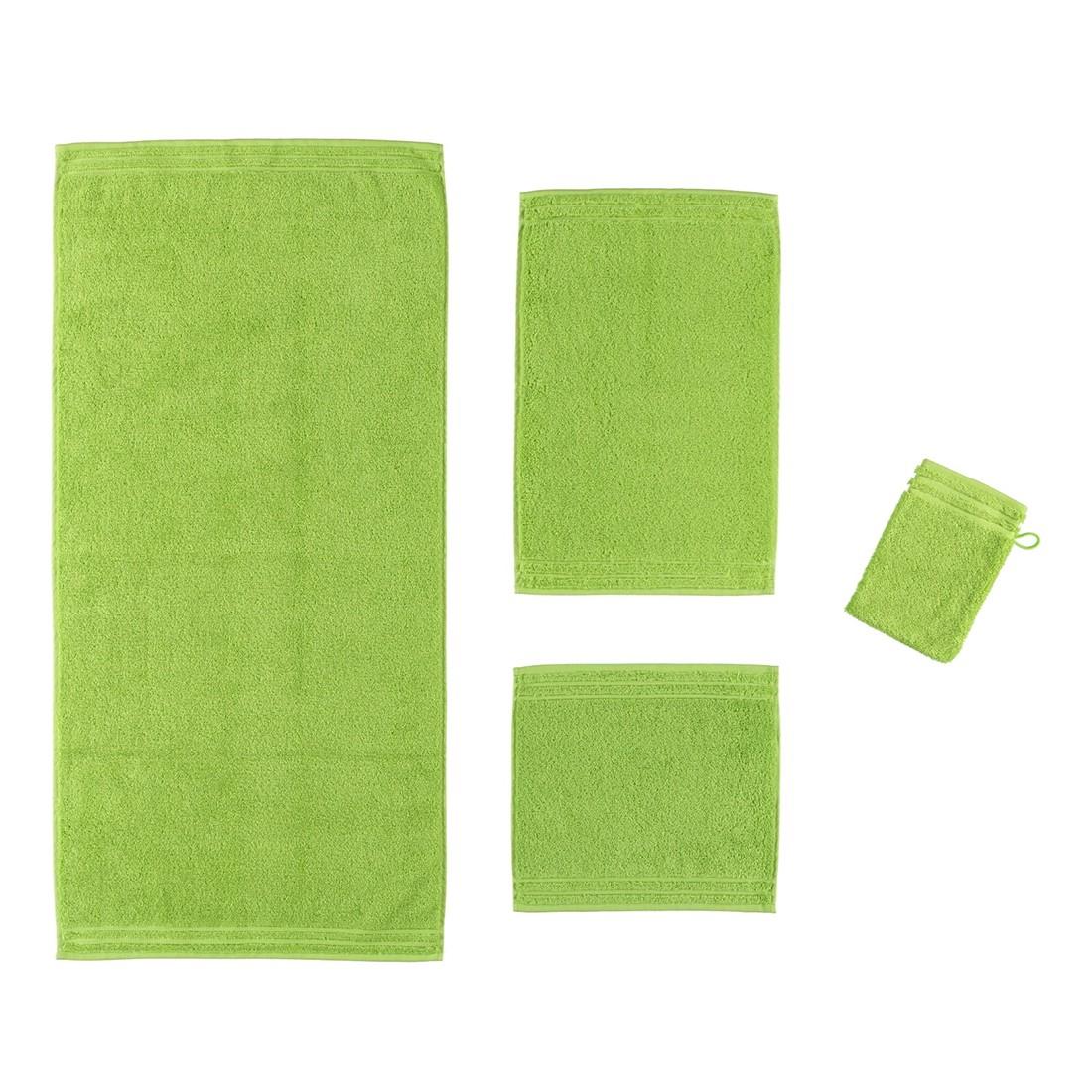Handtuch Calypso Feeling – 100% Baumwolle meadowgreen – 530 – Duschtuch: 67×140 cm, Vossen jetzt kaufen