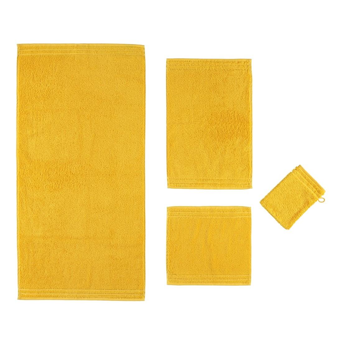 Handtuch Calypso Feeling – 100% Baumwolle safran – 180 – Duschtuch: 67×140 cm, Vossen jetzt kaufen