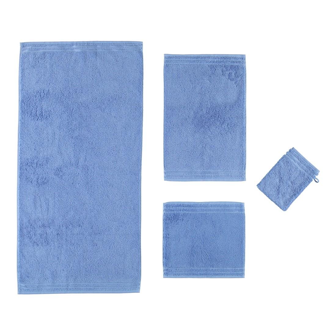 Handtuch Calypso Feeling – 100% Baumwolle steelblue – 441 – Duschtuch: 67×140 cm, Vossen online kaufen
