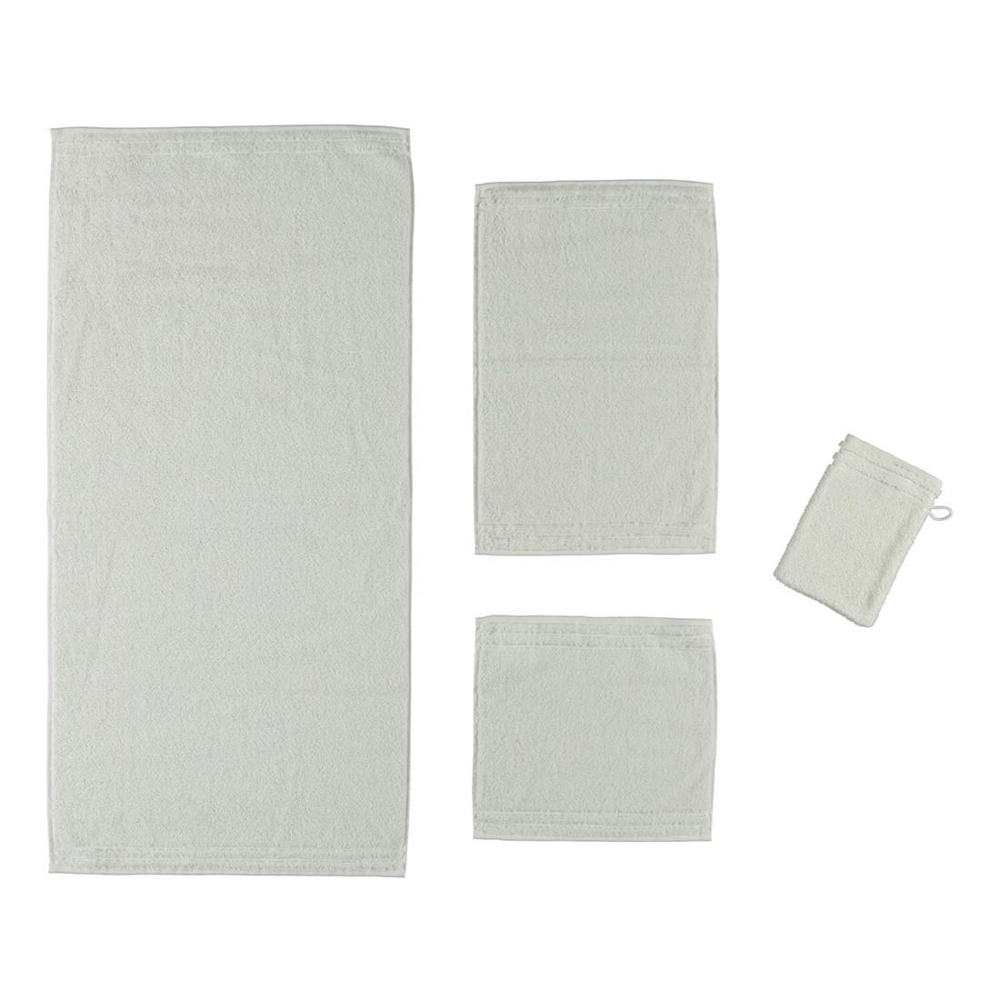 Handtuch Calypso Feeling – 100% Baumwolle Weiß – 030 – Saunatuch: 80 x 200 cm, Vossen günstig