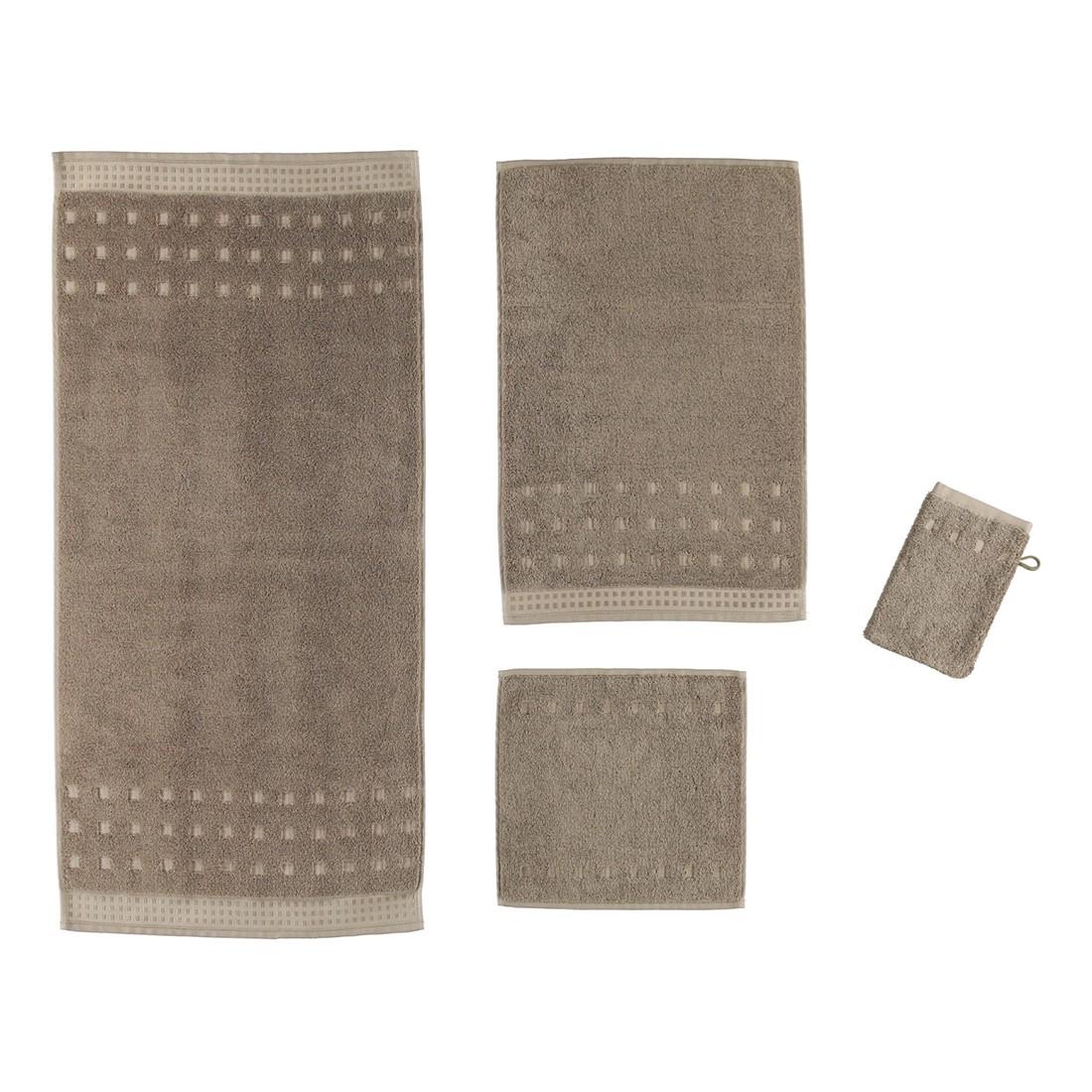 Handtuch Country Style – 100% Baumwolle timber – 646 – Gästetuch: 40 x 60 cm, Vossen jetzt kaufen