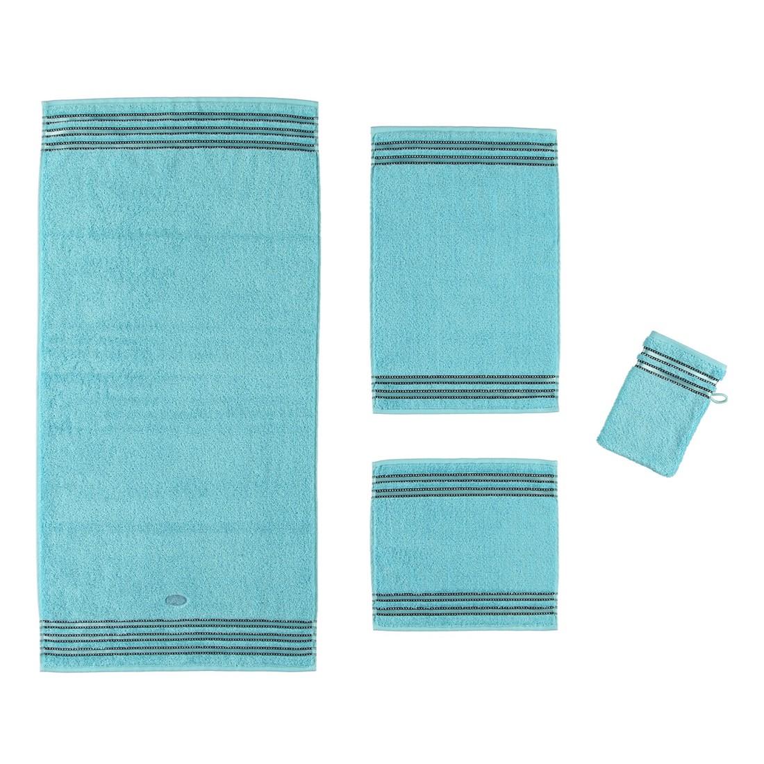 Handtuch Cult de Luxe – 100% Baumwolle light azure – 534 – Handtuch: 50 x 100 cm, Vossen günstig
