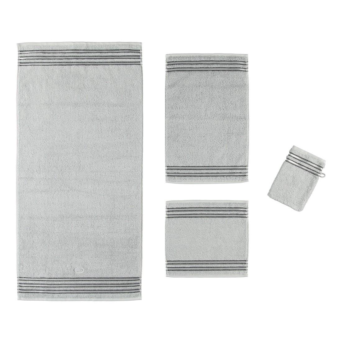 Handtuch Cult de Luxe – 100% Baumwolle light grey – 721 – Handtuch: 50 x 100 cm, Vossen online kaufen
