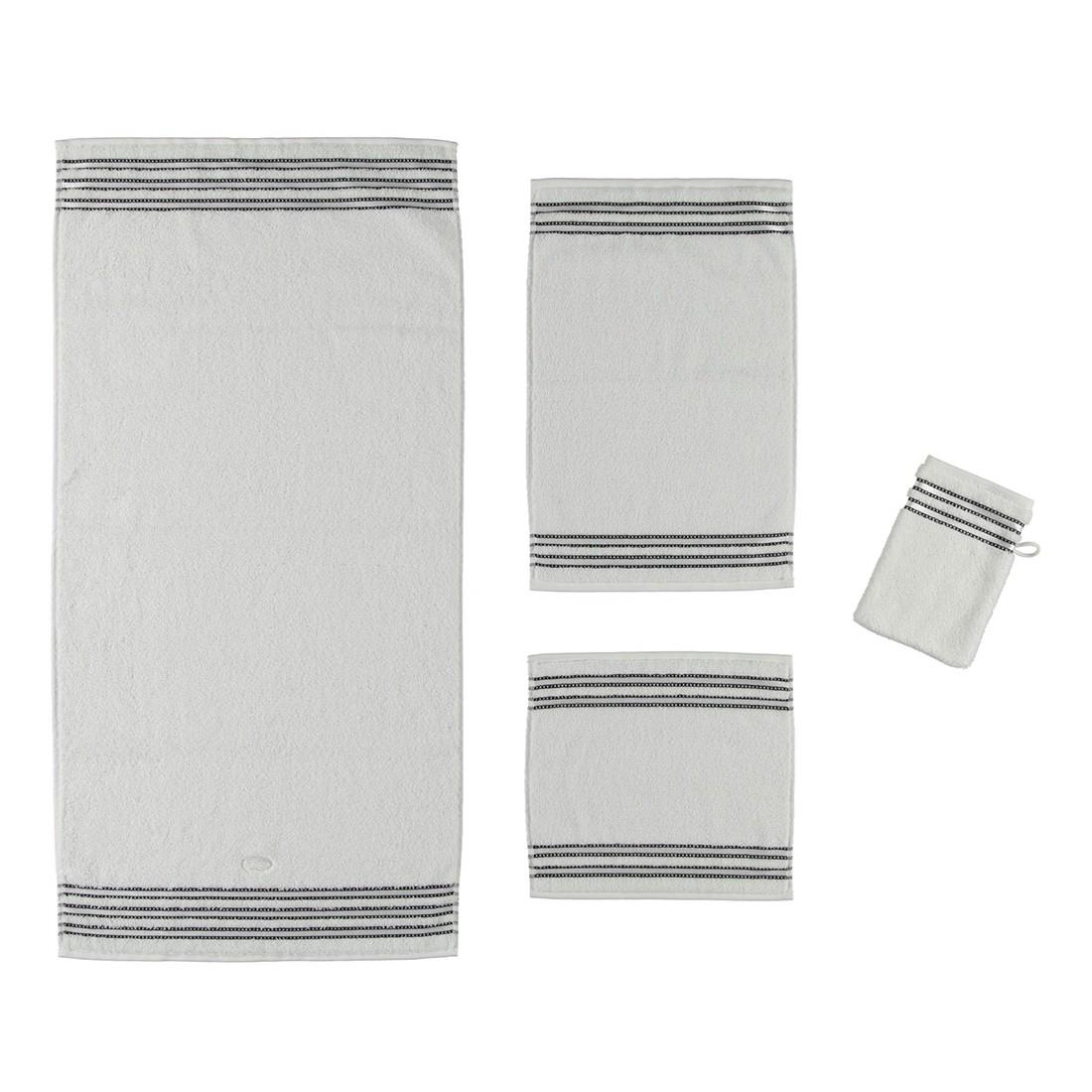 Handtuch Cult de Luxe – 100% Baumwolle Weiß – 030 – Duschtuch: 67×140 cm, Vossen günstig
