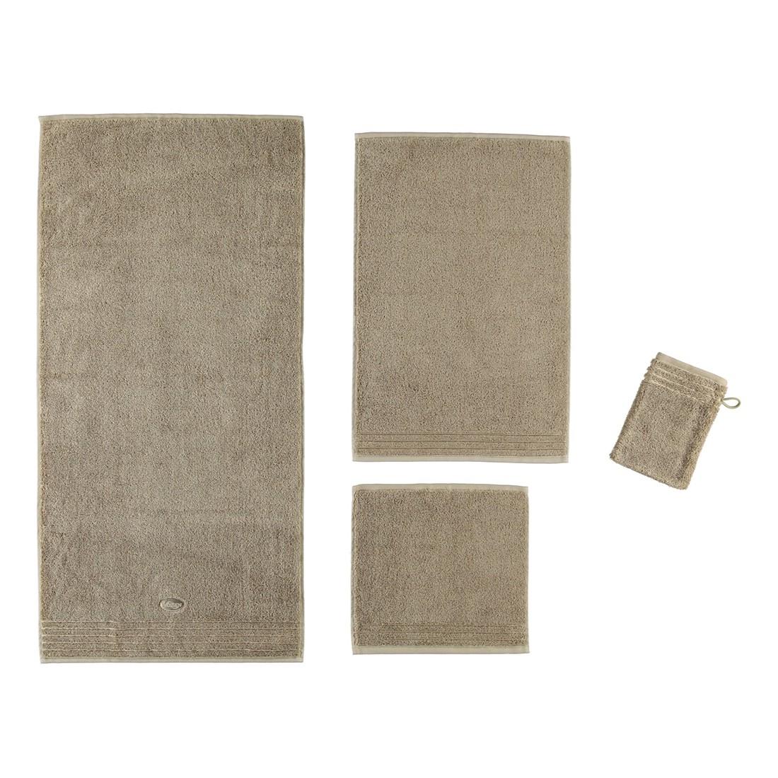 Handtuch Dreams – 100% Baumwolle nougat – 632 – Gästetuch: 40 x 60 cm, Vossen günstig bestellen