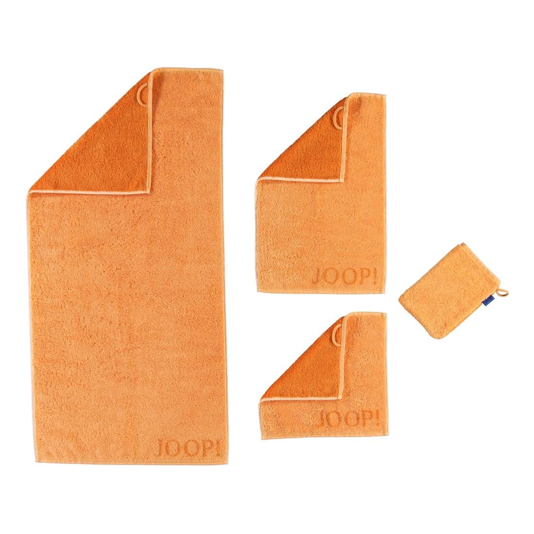 Handtuch Elegance Doubleface – 100% Baumwolle kupfer – 32 – Saunatuch: 80 x 200 cm, Joop online bestellen