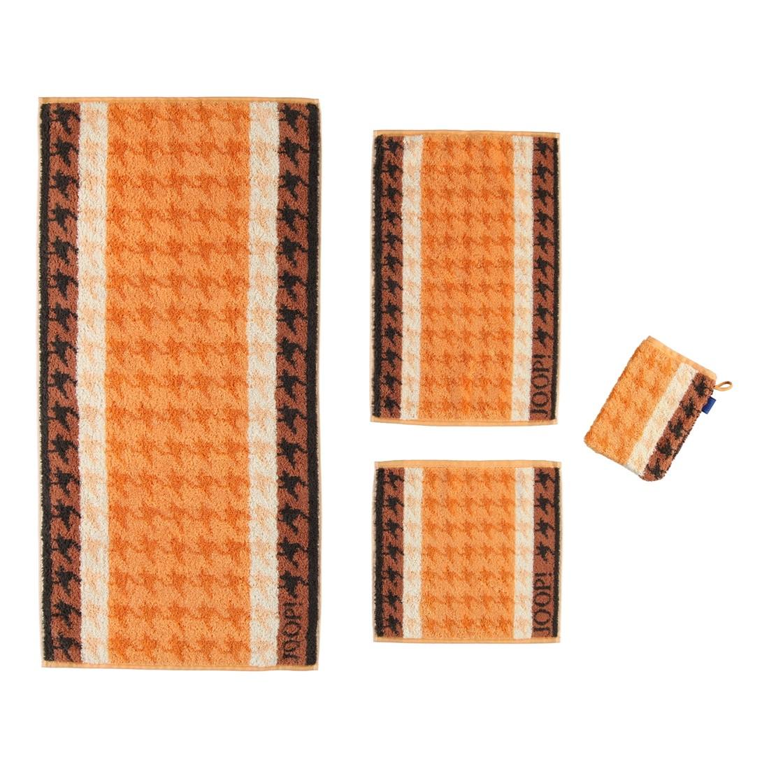 Handtuch Elegance Graphic – 100% Baumwolle kupfer – 32 – Handtuch: 50 x 100 cm, Joop günstig online kaufen