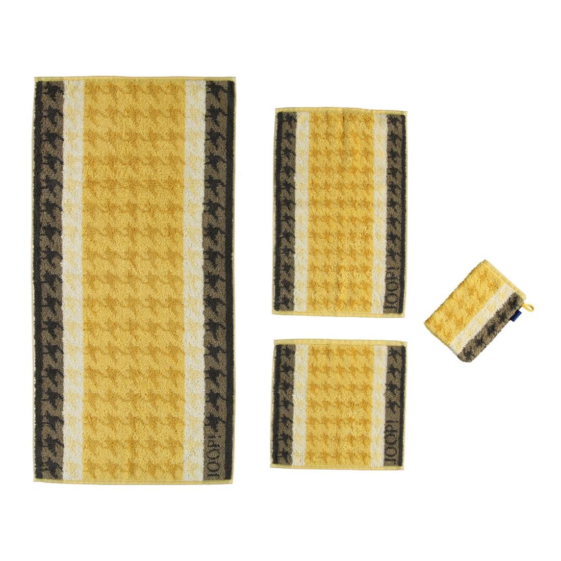 Handtuch Elegance Graphic – 100% Baumwolle messing – 55 – Seiflappen: 30 x 30 cm, Joop online bestellen
