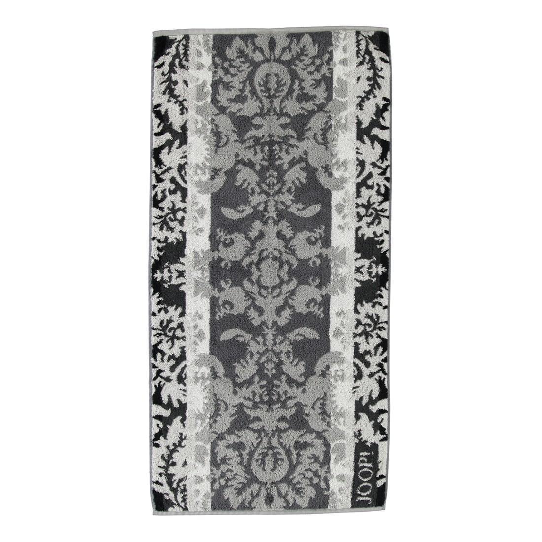 Handtuch Elegance Ornament – 100% Baumwolle basalt – 77 – Handtuch: 50 x 100 cm, Joop günstig