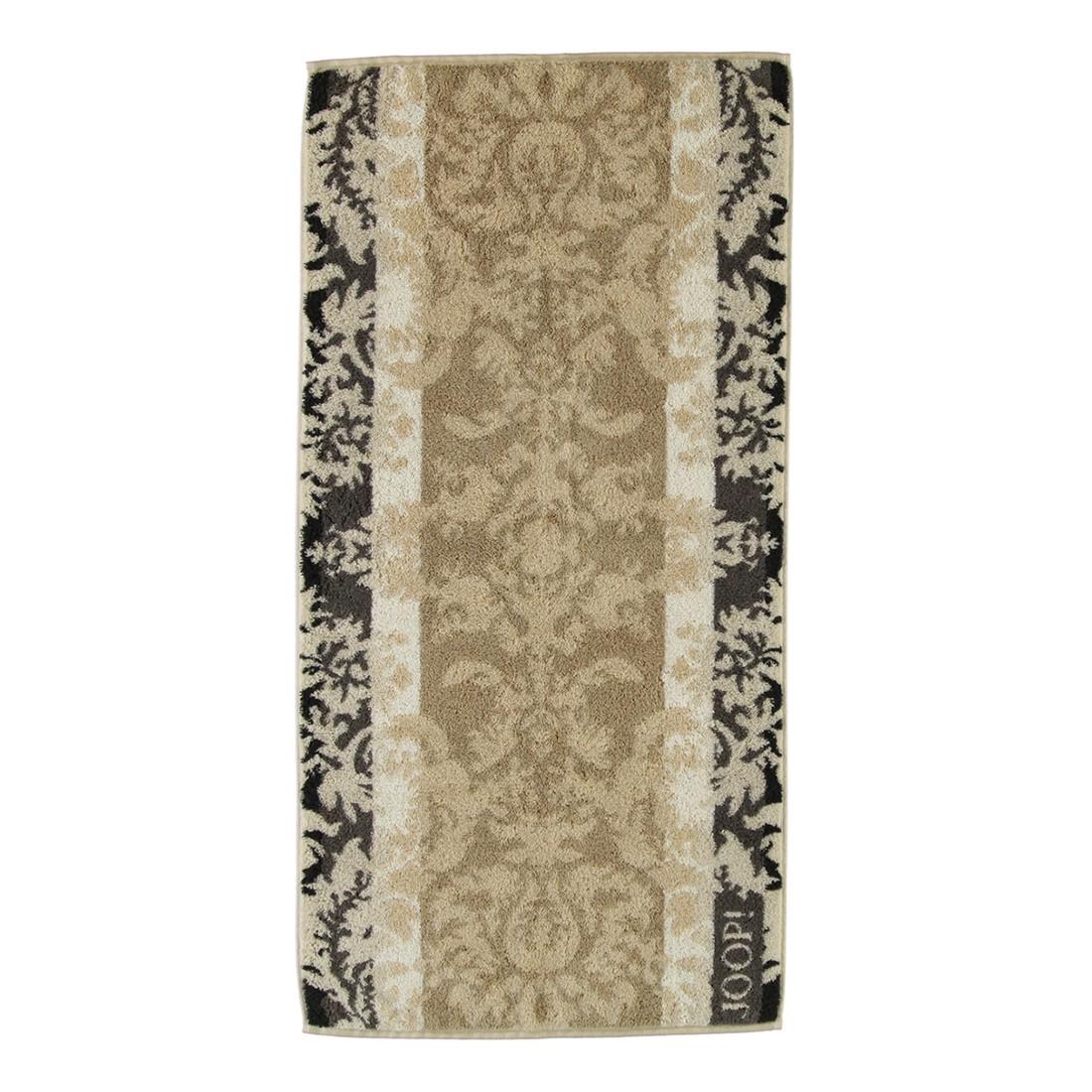 Handtuch Elegance Ornament – 100% Baumwolle travertin – 37 – Handtuch: 50 x 100 cm, Joop günstig