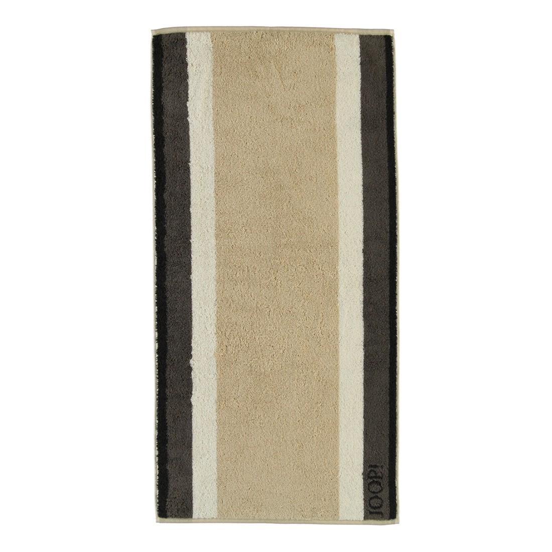 Handtuch Elegance Stripes – 100% Baumwolle travertin – 37 – Duschtuch: 80 x 150 cm, Joop jetzt bestellen