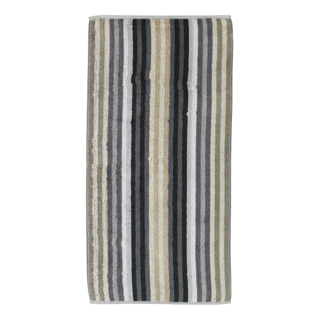 Handtuch Marrakesch – 100% Baumwolle stein – 33 – Handtuch: 50 x 100 cm, Cawö online bestellen