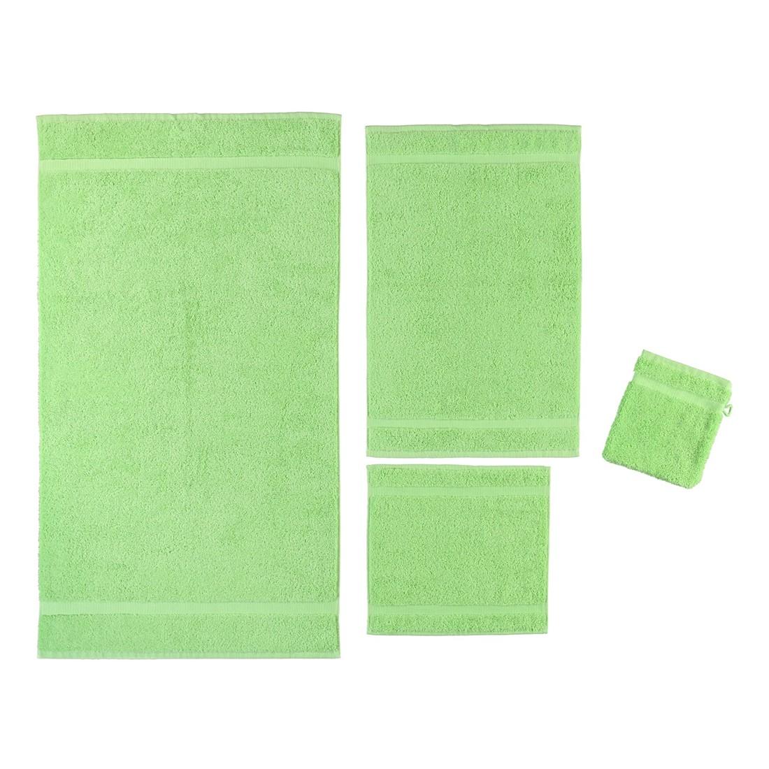 Handtuch Princess – 100% Baumwolle apfel – 59 – Waschhandschuh: 16 x 22 cm, Rhomtuft günstig bestellen