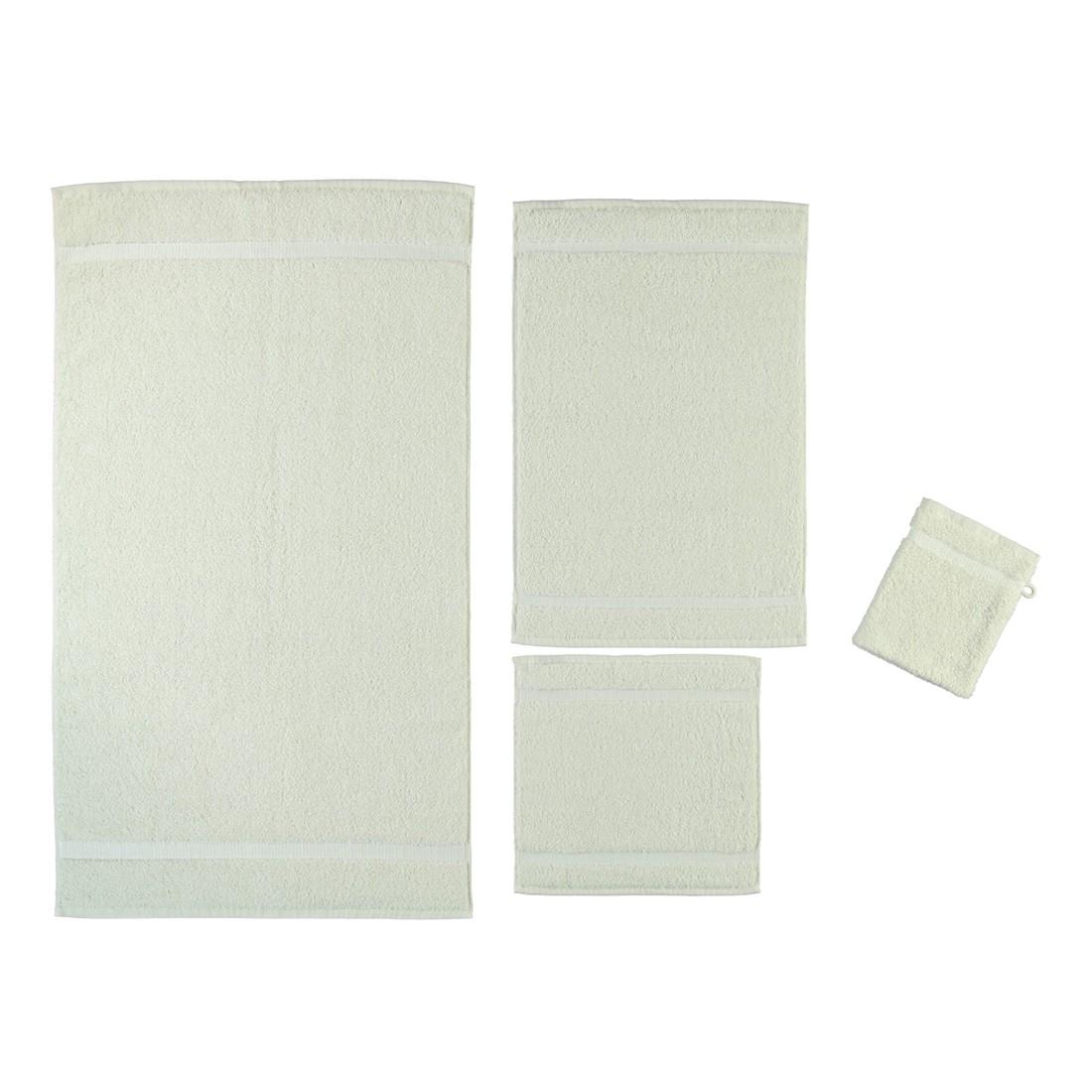 Handtuch Princess – 100% Baumwolle ecru – 260 – Duschtuch: 70 x 130 cm, Rhomtuft günstig bestellen