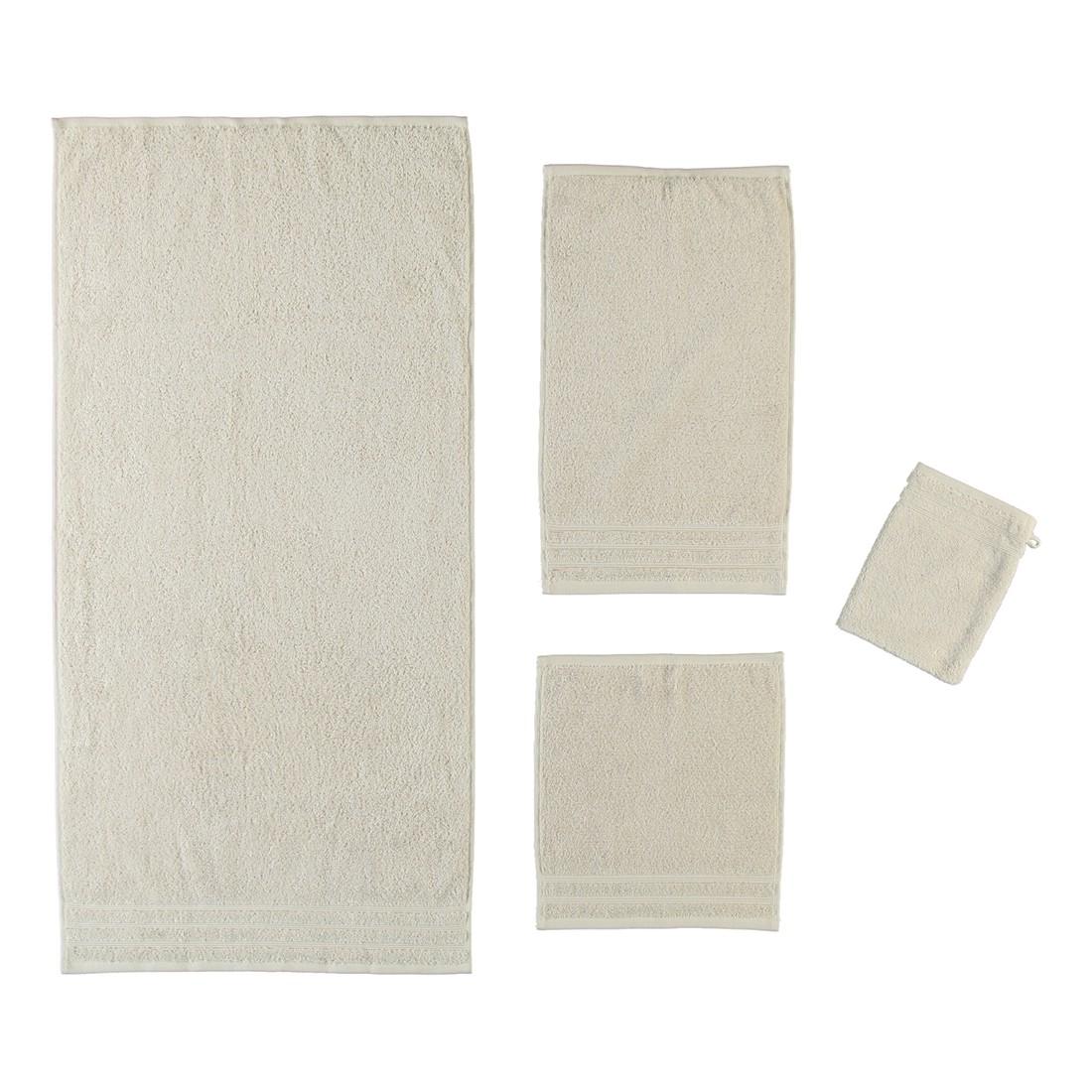 Handtuch Royal – 100% Baumwolle Beige – 209 – Handtuch: 50 x 100 cm, Kleine Wolke online bestellen
