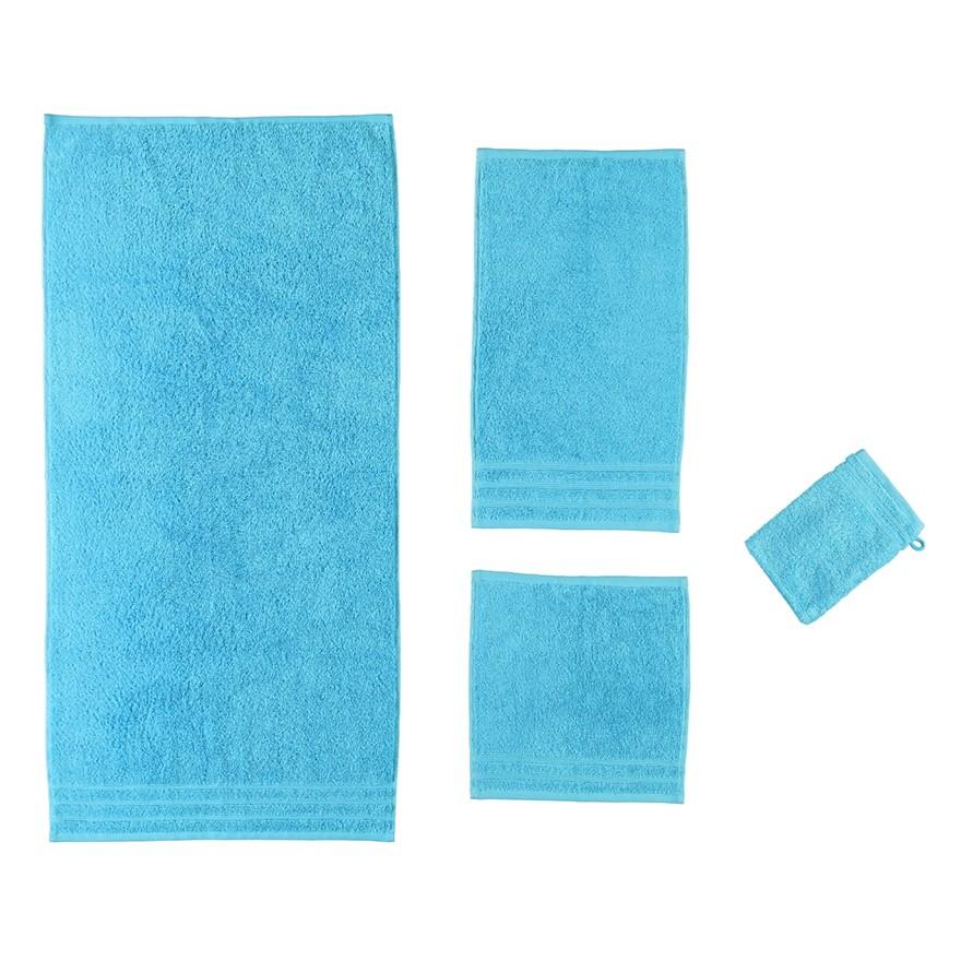 Handtuch Royal – 100% Baumwolle Türkis – 778 – Handtuch: 50 x 100 cm, Kleine Wolke jetzt bestellen