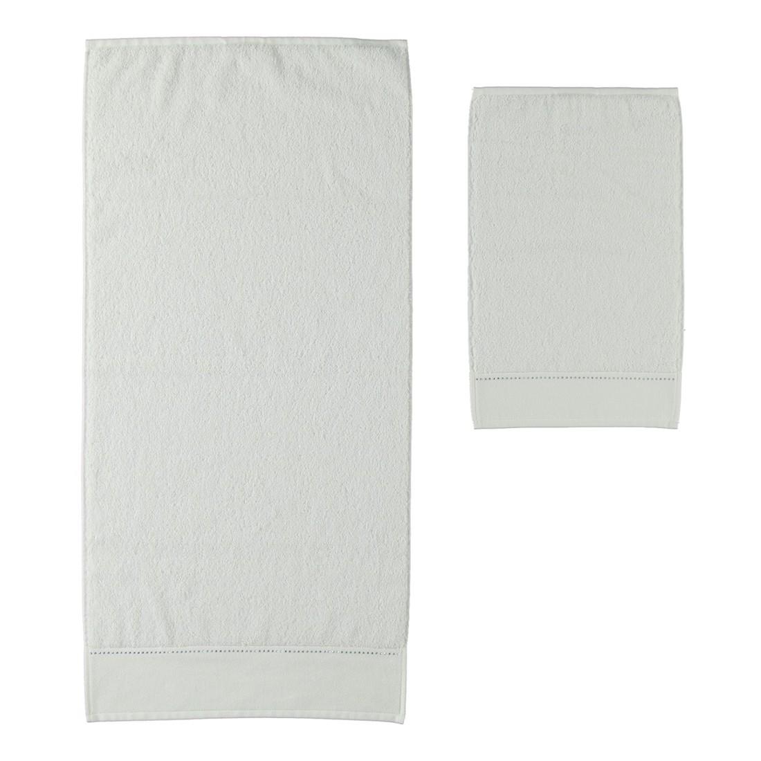Handtuch Swarovski Kristallreihe – 100% Baumwolle snow – 001 – Handtuch: 50 x 100 cm, Möve online bestellen
