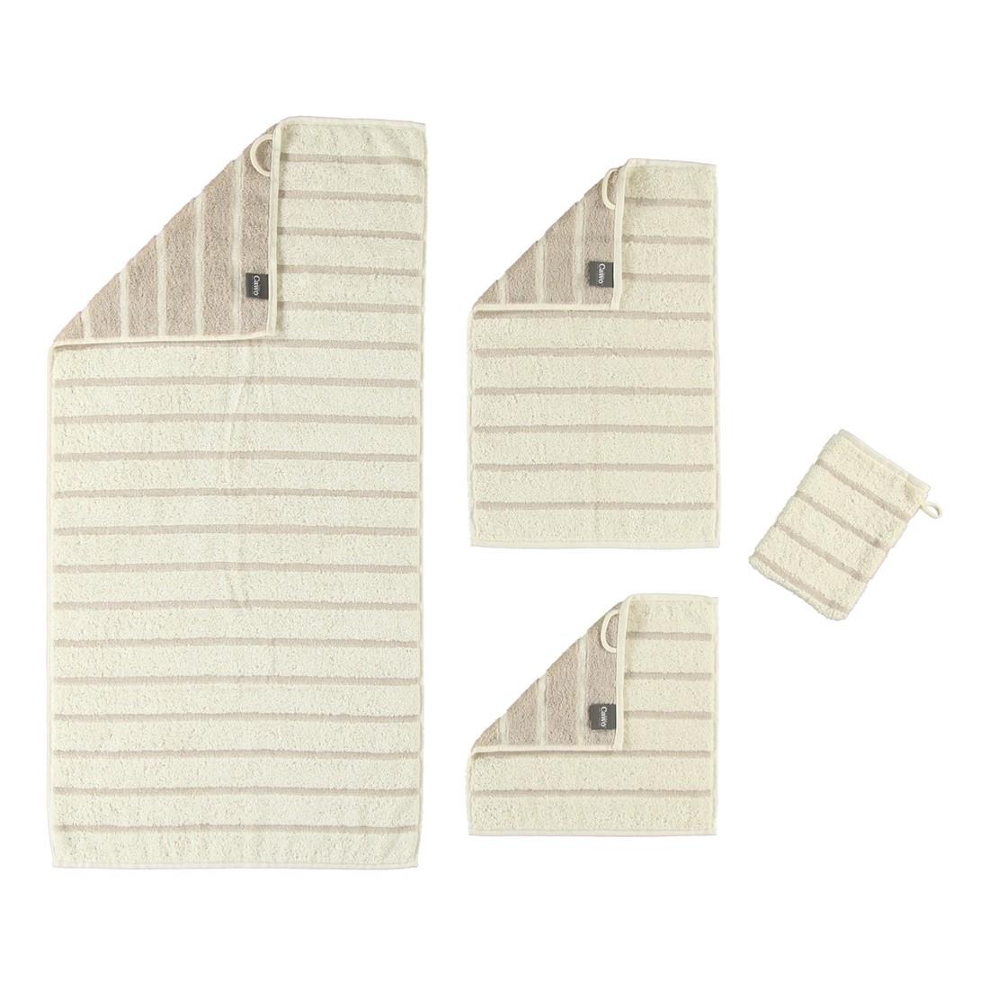 Handtuch Tonic – 100% Baumwolle Natur – 30 – Gästetuch: 30 x 50 cm, Cawö bestellen