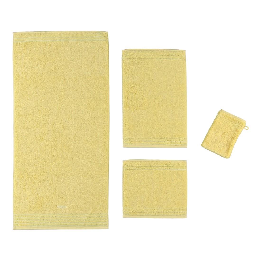 Handtuch Vienna Style Supersoft – 100% Baumwolle citro – 130 – Badetuch: 100 x 150 cm, Vossen bestellen