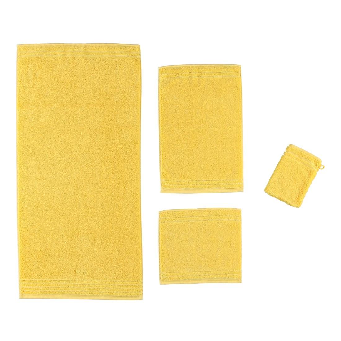 Handtuch Vienna Style Supersoft – 100% Baumwolle honey – 167 – Handtuch: 60 x 110 cm, Vossen günstig