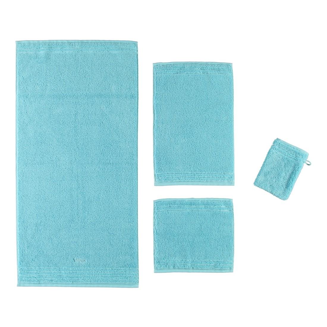 Handtuch Vienna Style Supersoft – 100% Baumwolle light azure – 534 – Badetuch: 100 x 150 cm, Vossen online kaufen