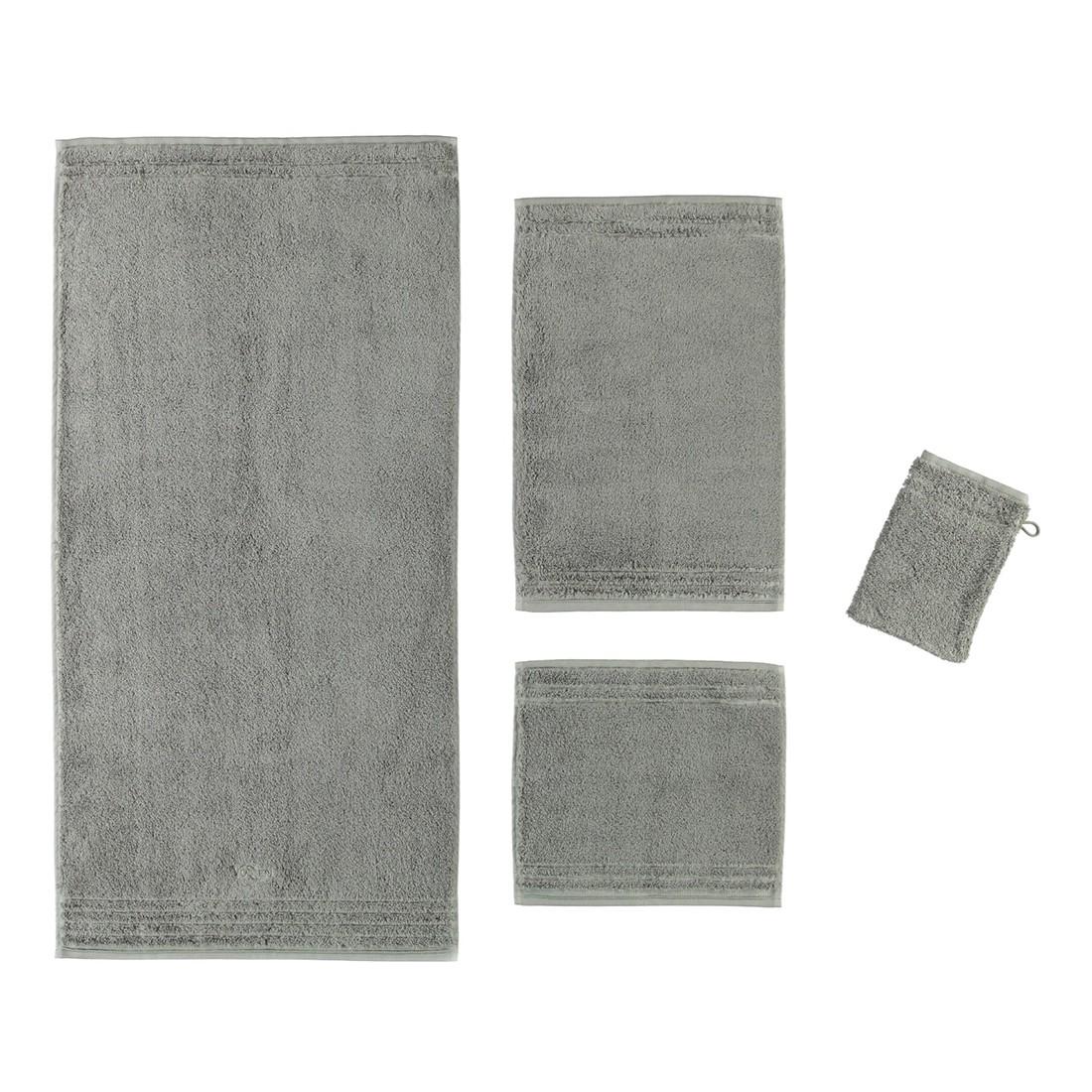 Handtuch Vienna Style Supersoft – 100% Baumwolle pepple- Stone – 747 – Handtuch: 60 x 110 cm, Vossen günstig kaufen