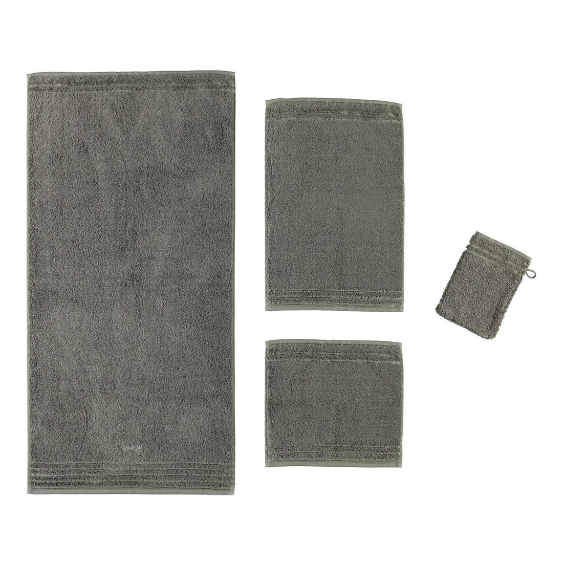 Handtuch Vienna Style Supersoft – 100% Baumwolle slate grey – 742 – Handtuch: 50 x 100 cm, Vossen jetzt bestellen