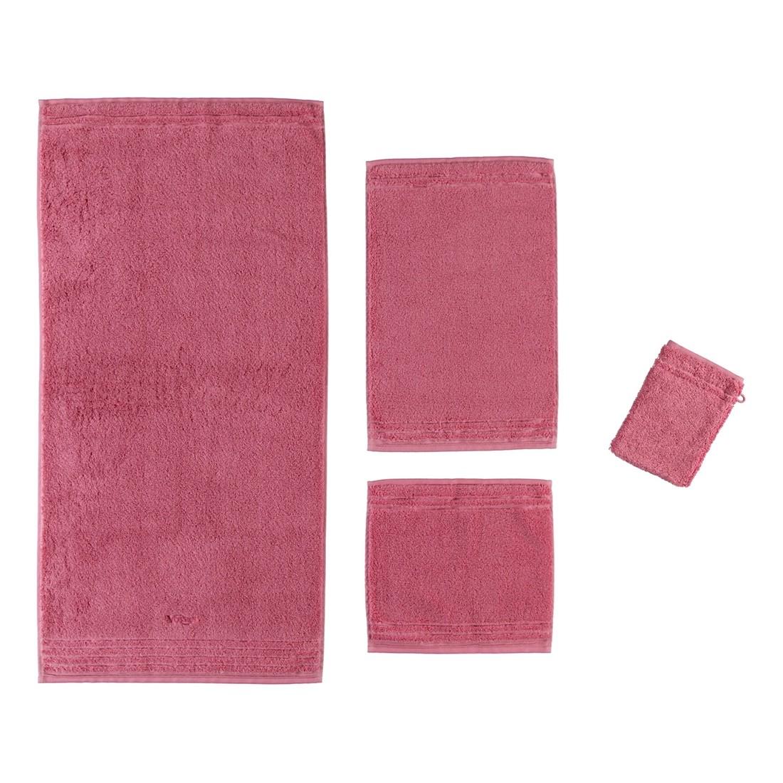 Handtuch Vienna Style Supersoft – 100% Baumwolle tea Pink – 330 – Seiflappen: 30 x 30 cm, Vossen jetzt kaufen