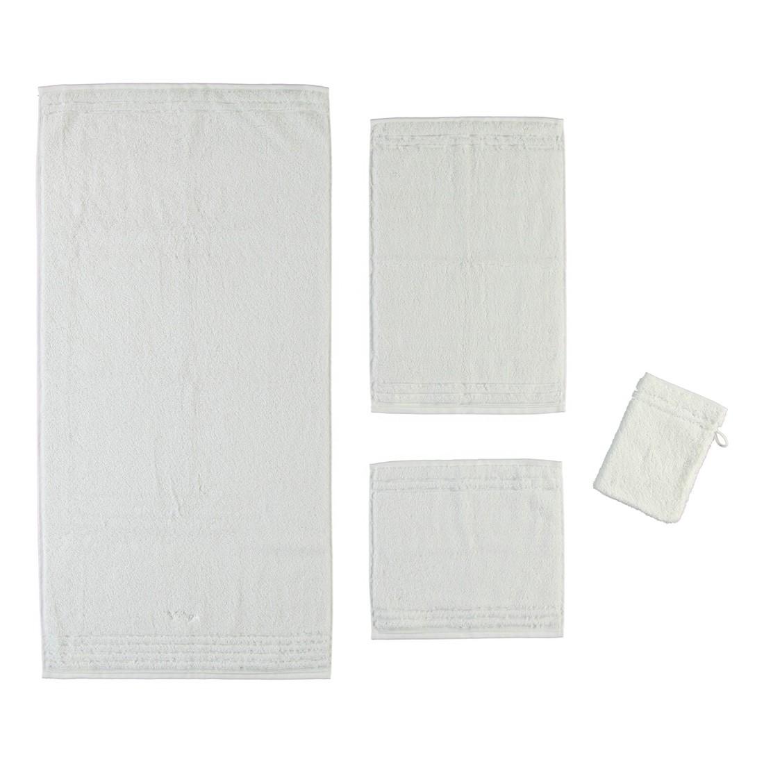 Handtuch Vienna Style Supersoft – 100% Baumwolle Weiß – 030 – Handtuch: 50 x 100 cm, Vossen günstig kaufen