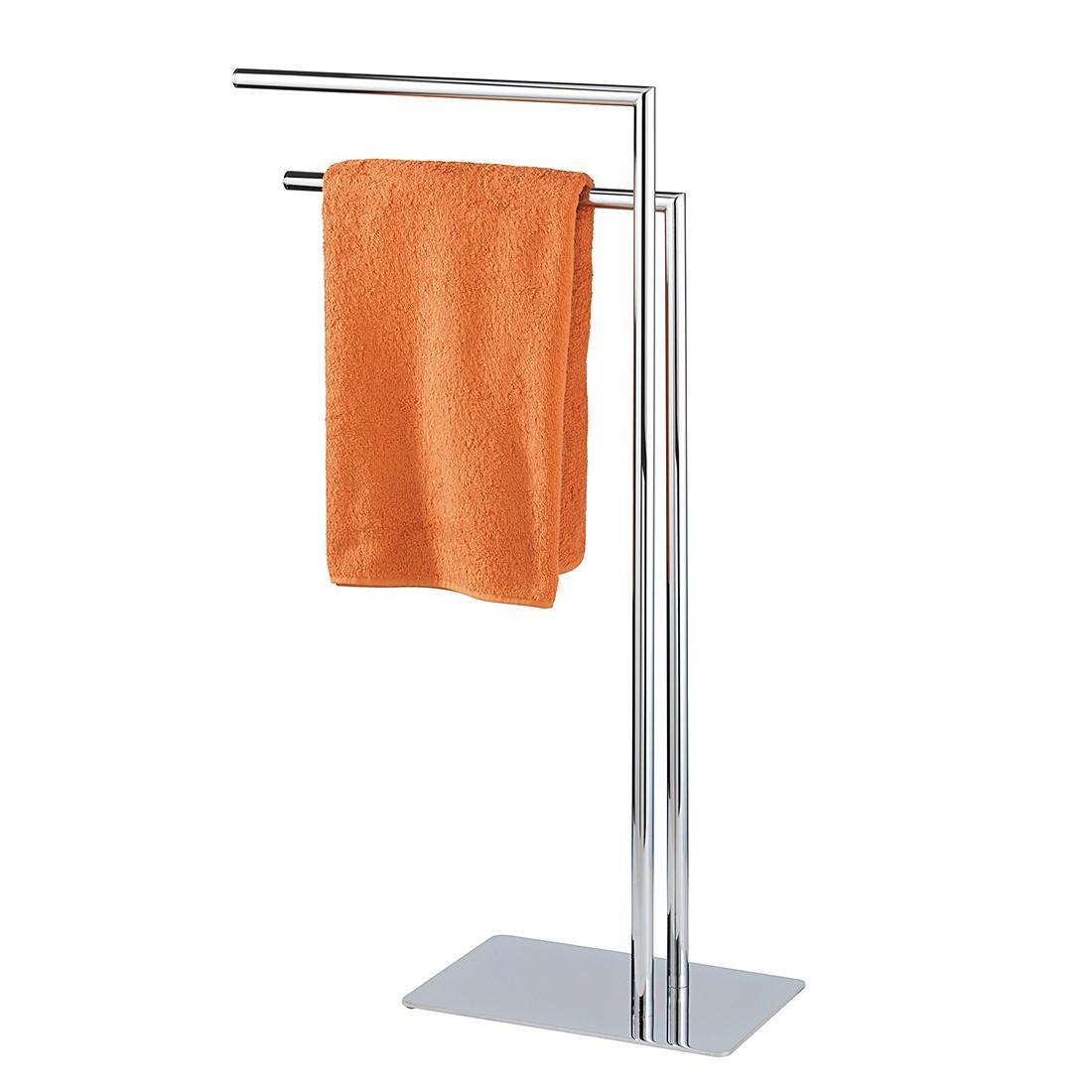 Handtuchständer Recco – Chrom, WENKO online bestellen