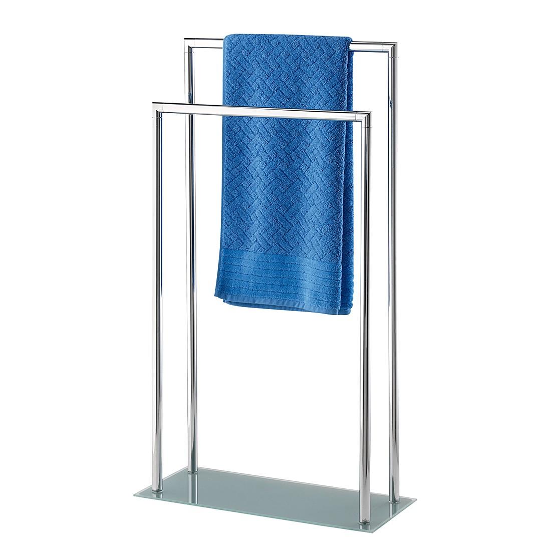 Handtuchständer Style – Chrom, WENKO jetzt kaufen